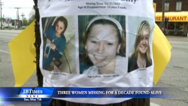 Three Women Missing For A Decade Found Alive In Cleveland Home