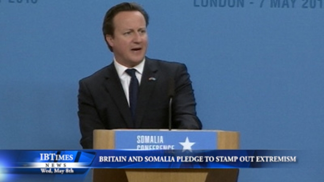 Britain And Somalia Pledge To Stamp Out Extremism In Horn Of Africa