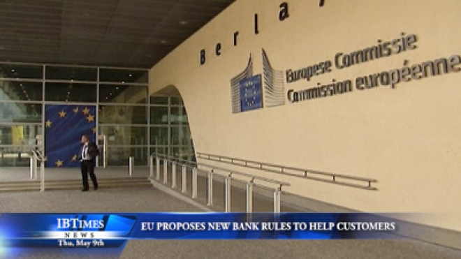 EU Proposes Help For Consumers To Switch Bank Accounts