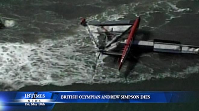 British Olympian Andrew Simpson Dies When Catamaran Capsizes Off California