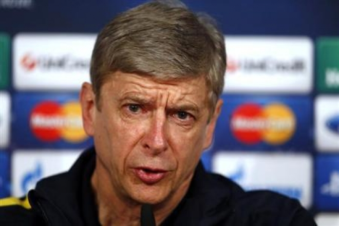 Wenger Demands Arsenal Finish the Job
