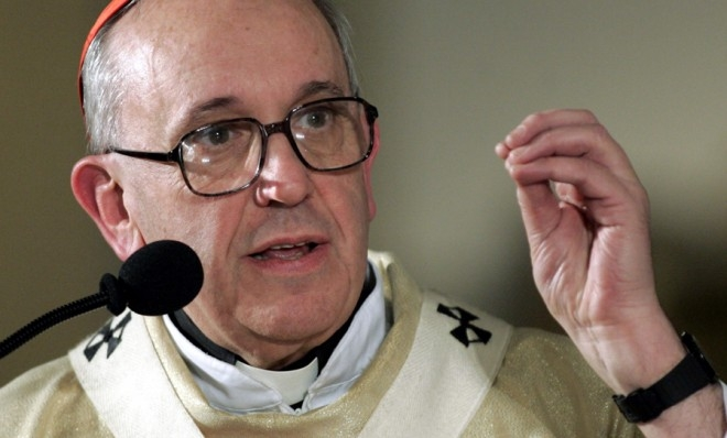 Pope Blames Cult of Money for Rising Poverty