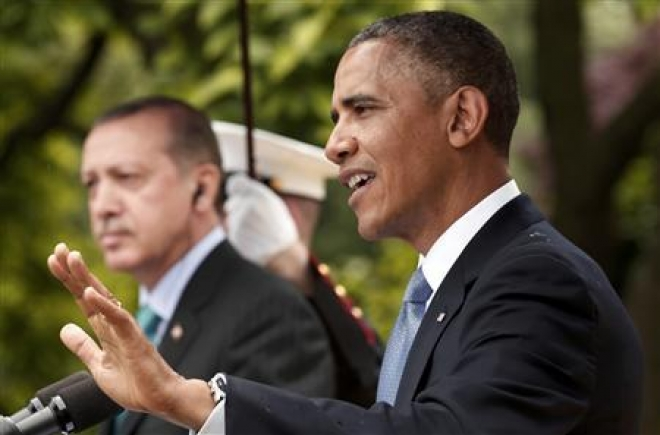 Obama and Erdogan Call for Assad to Step Down