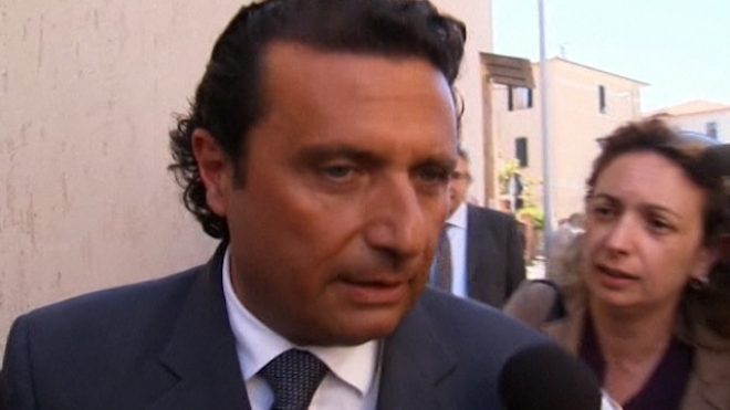 July Trial Date Set For Costa Concordia Captain