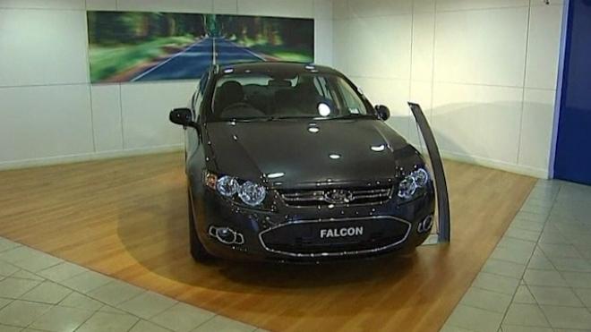 Ford To Close Australia Motor Plants