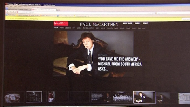 Paul McCartney Voices Support For Pussy Riot