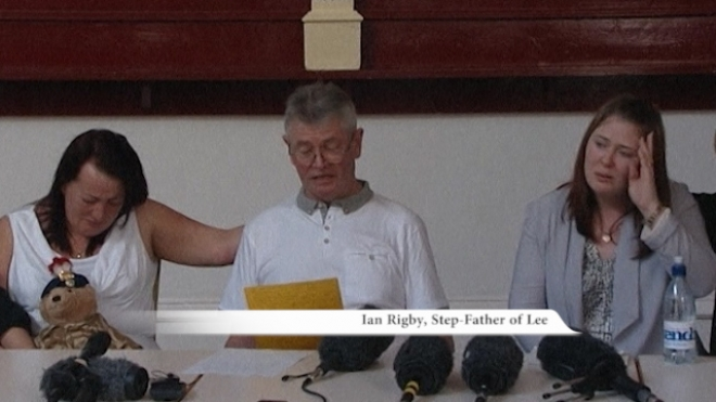 Family of Lee Rigby Say Army Was His Dream Job