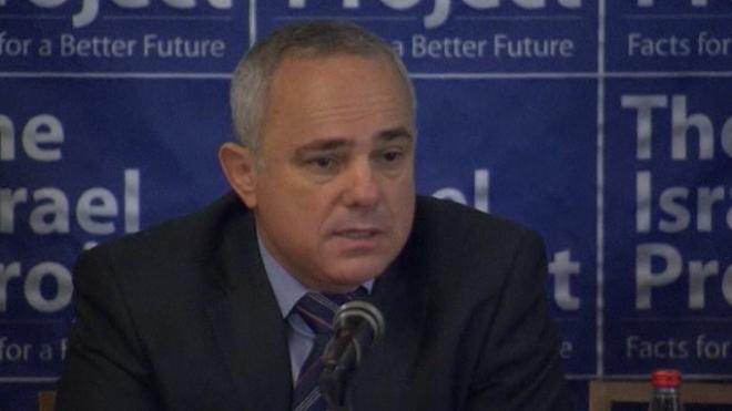 Israeli Minister Warns of S-300 Misssile Use On Israel
