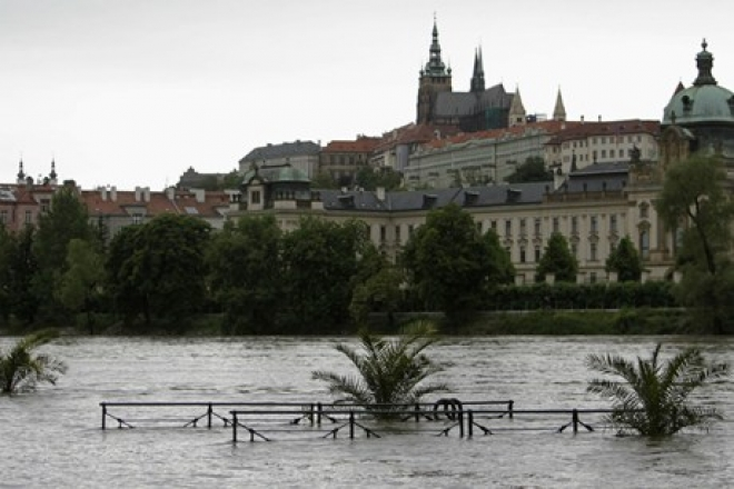 Central Europe Hit by Heavy Floods