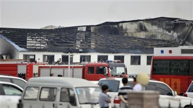 Chinese Slaughterhouse Fire Kills Over 100