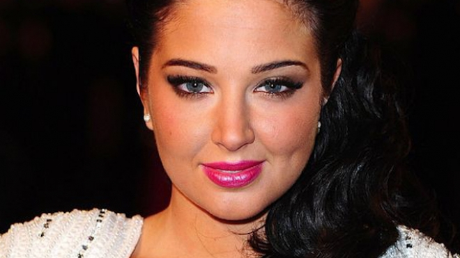 Tulisa Contostavlos Arrested over Drugs Fixing