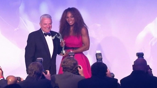 Djokovic And Williams Pick Up ITF Awards