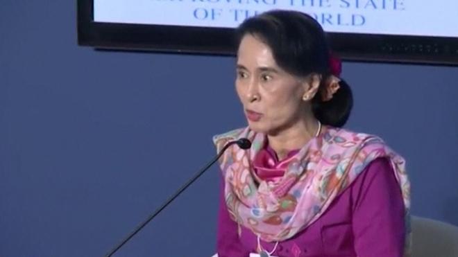 Aung San Suu Kyi to Run for 2015 Myanmar Presidency