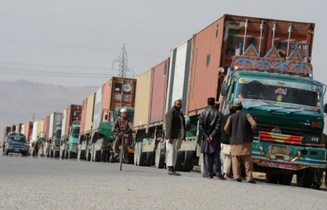 Six Dead In NATO Supply Convoy Attack In Pakistan