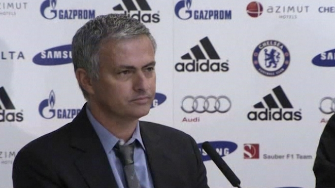 Mourinho Says He Is Now The Happy One