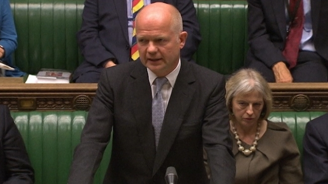 Hague Says PRISM Accusations Are Baseless
