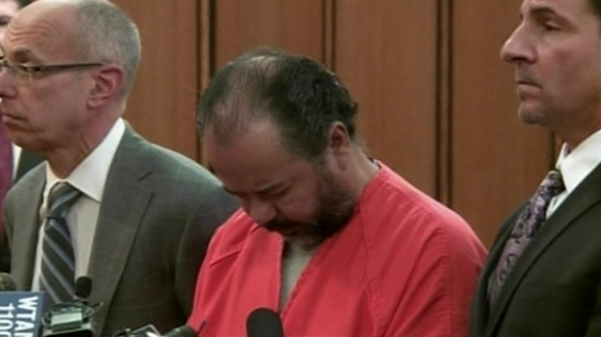 Accused Cleveland Kidnapper Castro Pleads Not Guilty