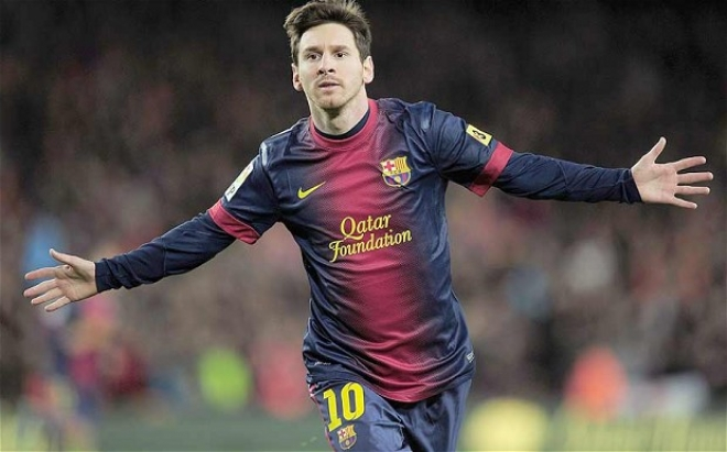 Messi was close to signing for Arsenal