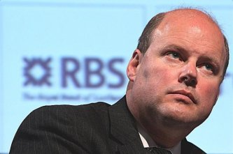 RBS CEO Stephen Hester To Stand Down