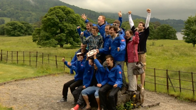 Innovia Films Crowned Apprentice Team of the Year