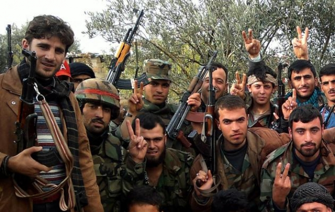 U.S. Decides to Arm Syrian Opposition
