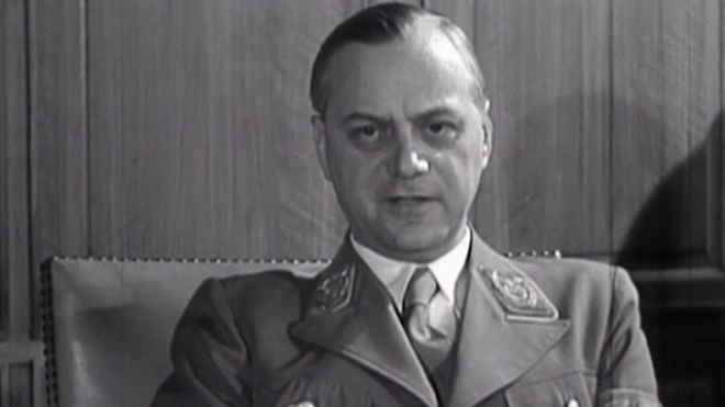 Long-Lost Diary Of Alfred Rosenberg Found