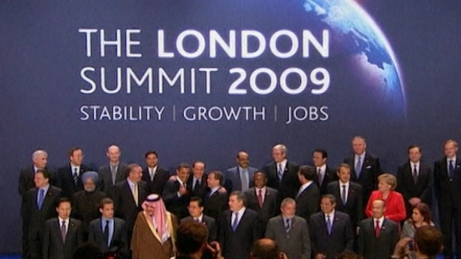 UK Spied On G20 Officials In London