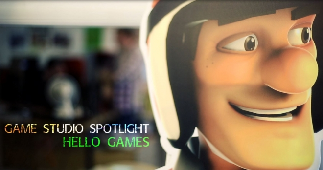 Game Studio Spotlight: Hello Games