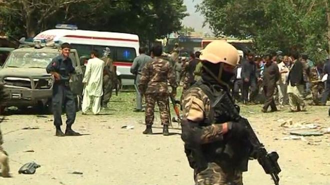 Three Dead In Kabul Blast