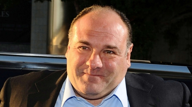 Star of The Sopranos James Gandolfini Dead At 51