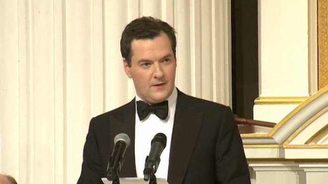 Osborne Mulls Split RBS and Re-Privatise Lloyds