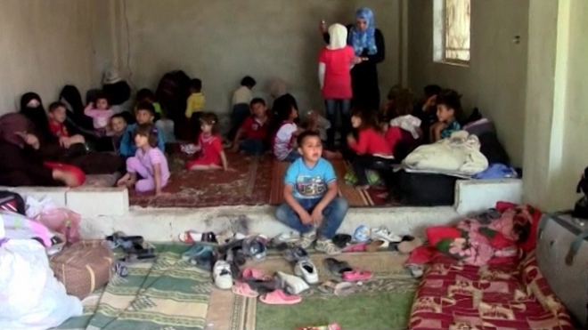 One Million Syrian Refugees To Be In Jordan By End of 2013