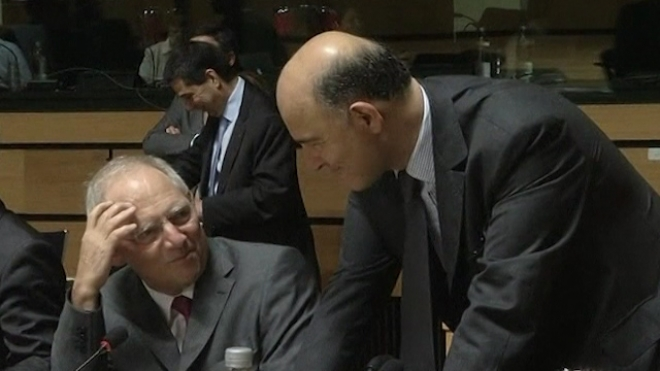 EU Finance Ministers Start Long Banking Rules Debate