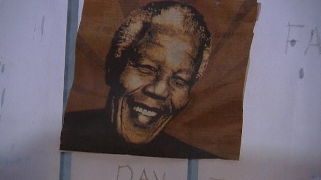 Concern Over Critical Mandela Condition