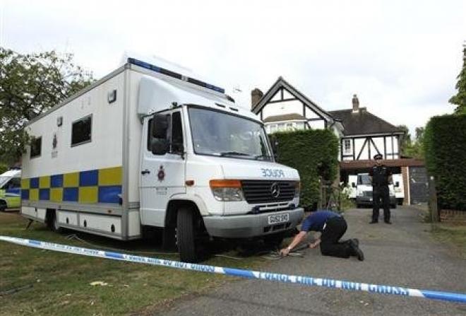 Man Arrested Over British Family Murder In France