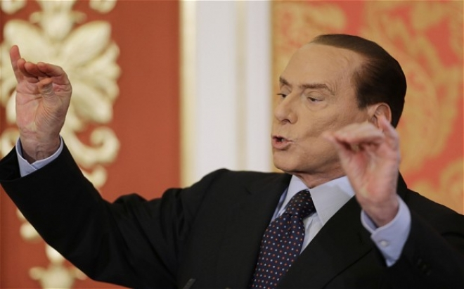 Italy Court Finds Berlusconi Guilty On Sex Charges