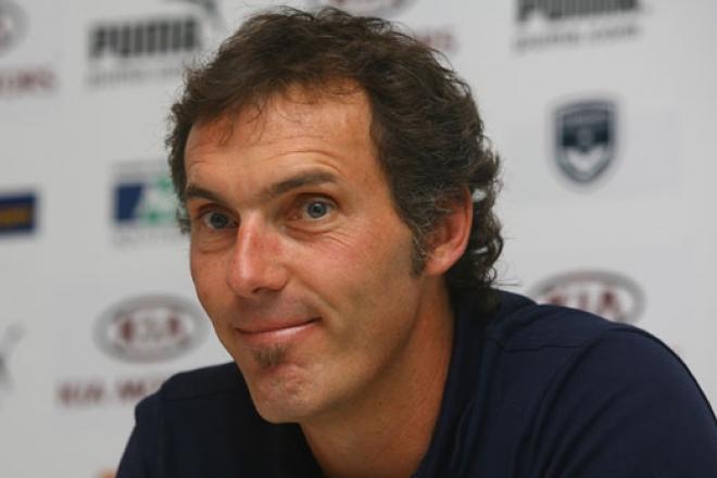 PSG Announces Laurent Blanc as new Coach