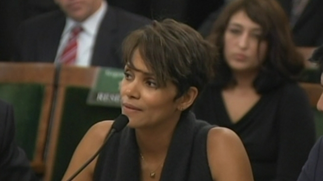 Halle Berry Speaks Out Against Hollywood Paparazzi