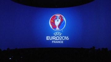 UEFA Euro 2016 Logo Unveiled In Paris