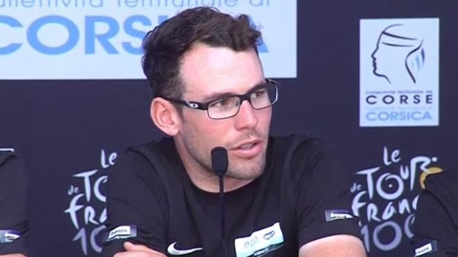 Mark Cavendish Looking Forward To Seventh Tour