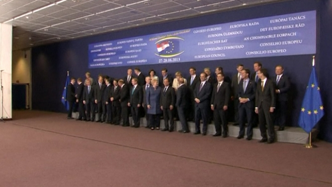 EU Leaders Clinch Youth Enemployment Deal