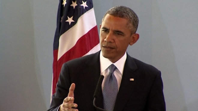 Obama: We Will Not Scramble Jets to Get Snowden