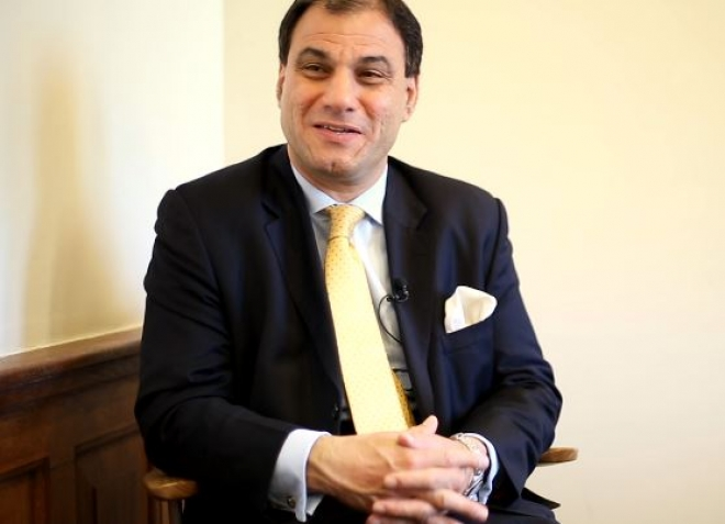 Lord Bilimoria on starting Cobra Beer