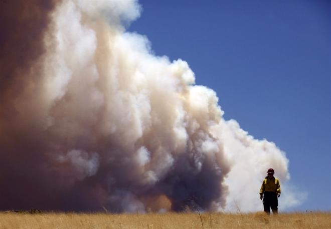 Nineteen Firefighters Killed Battling Arizona Wildfire