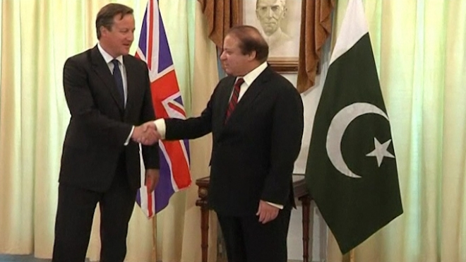 Britain And Pakistan Discuss Afghan Peace