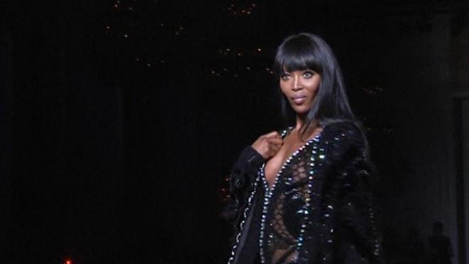 Versace Kicks Off Paris Couture Week