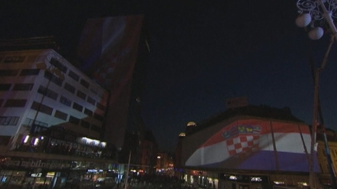 Croatia Joins EU With An Official Ceremony