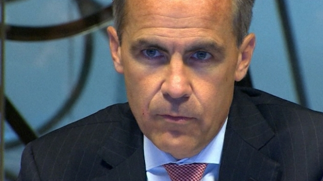 Mark Carney Starts As Head Of Bank Of England