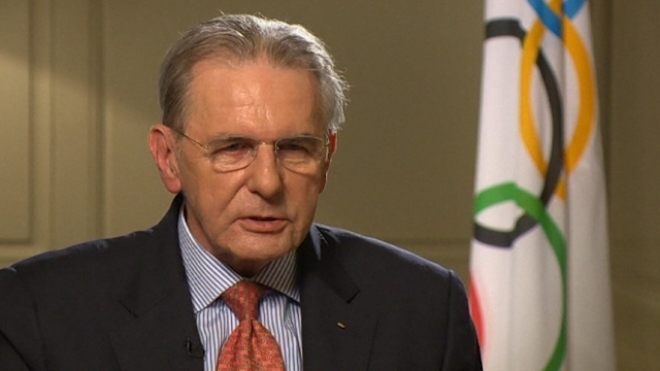 Rogge Explains 2020 Olympic Candidate's Meeting