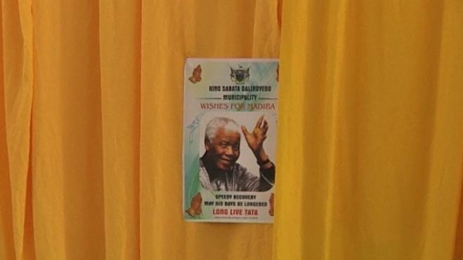 Mandela Family Feud Over Family Graves